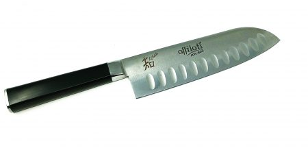 COLTELLO GRAN SANTOKU ALVEOLARE ASIAN